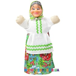 Кукла-рукавичка Бабка Чудисам В071
