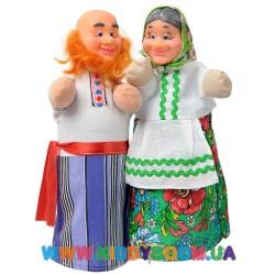 Набор кукол-рукавичек Дед и Бабка Чудисам В071/072