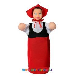 Кукла-рукавичка Красная Шапочка Чудисам В074