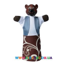 Кукла-рукавичка Медведь Чудисам В075