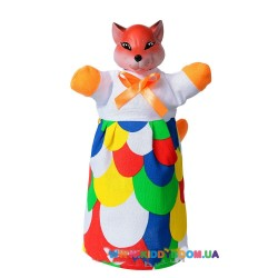 Кукла-рукавичка Лиса Чудисам В078