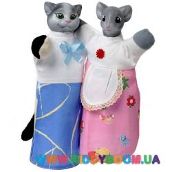Набор кукол-рукавичек Кот и Мышка Чудисам В081/082