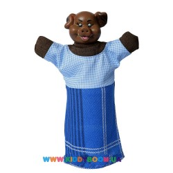 Кукла-рукавичка Кабан Чудисам В155