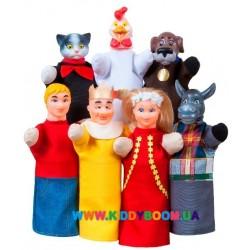 Домашний кукольный театр Бременские музыканты Чудисам В188