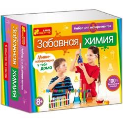 Игровой набор Забавная химия Ranok-Creative 12115009Р
