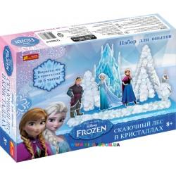Набор для опытов Сказочный лес в кристаллах Frozen Creative 12162051Р