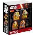 Гипс на магнитах Звездные войны 2 Creative 12163022Р