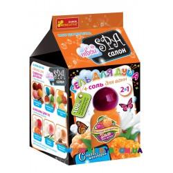 Гель для душа + соль для ванн «Сладкий мандарин» Creative 15130036Р