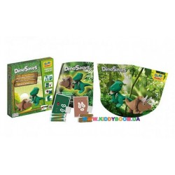 Набор для лепки CLAY Buddies Динозавры стартовый 308288