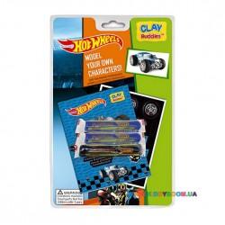 Набор для лепки CLAY Buddies базовий Hot Wheels - Bone Shaker 309056