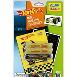 Набор для лепки CLAY Buddies базовий Hot Wheels – Jump Truck 309070