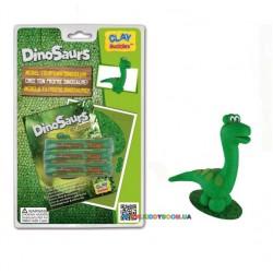 Набор для лепки CLAY Buddies базовый Динозавры - Диплодок 309124