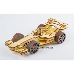 """3Д модель Феррари """"F-2012"""" (65дет) ekoGOODS 19871991"""