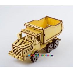 3Д модель Грузовик Краз Самосвал (151дет) ekoGOODS 19871992