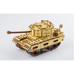 """3Д модель Танк """"Оплот"""" (357дет) ekoGOODS 19871994"""