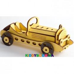 3D-модель Ретро Кар EcoGoods 19871998