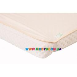 Наматрасник-пеленка 2в1 Premium (60х80) белый Экопупс ПНАМ6080