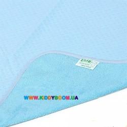 Детская двухсторонняя непромокаемая пеленка Jersey Classic, 65*90 см Экопупс