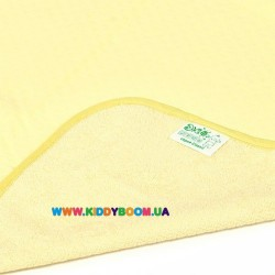 Детская двухсторонняя непромокаемая пеленка Jersey Classic, 50*70 см Экопупс