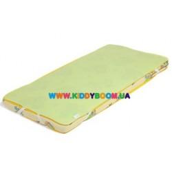 Детский непромокаемый наматрасник Поверхность серии Premium 60*120 см Экопупс