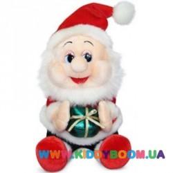 Мягкая игрушка Гномик с подарком Lava LA8581A