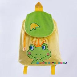 Рюкзачок жабка Бонни Копиця 00193-5