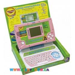 Развивающая электронная игра Супер компьютер Fancy YYT7100955