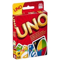 Карточная игра Uno Mattel W2087