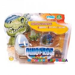 Игровой набор Мир динозавров Giochi Preziosi GPH07911