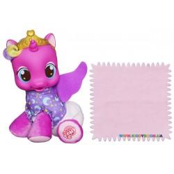 Интерактивная игрушка My Little Pony Мягкая пони малютка Hasbro 27858121