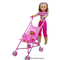Кукольный набор Маленькая семья Dolls World 32010