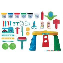 Игровой набор для лепки PlayGo 8692
