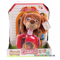 Интерактивная игрушка щенок Pepper Giochi Preziosi GPH06334