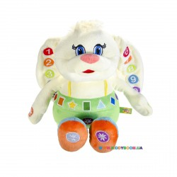 Интерактивная игрушка Зайка-Знайка Dream Makers ZAZ01\M