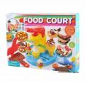 Игровой набор для лепки Детский кафетерий PlayGo 8662