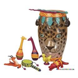 Музыкальная игрушка Леопард Battat BX1289Z