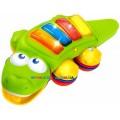Музыкальный инструмент Крокодил BabyBaby 01172