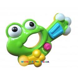 Музыкальная лягушка-гитара BabyBaby 04159