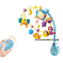 Мобиль музыкальный светящийся BabyBaby 73690