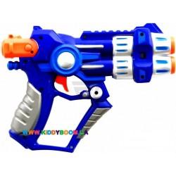 Игрушечный пистолет Торнадо ПМУ-2/8,0 Миссия WG144677