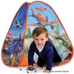 Лицензионная игровая палатка Аэротачки Disney 6638