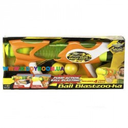 Помповое оружие Ball Blastzooka Buzz Bee Toys 40103