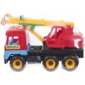 Middle truck кран Wader 39226