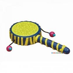 Музыкальная игрушка Ручной барабан Battat BX1257GTZ