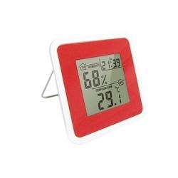 Термо-гигрометр цифровой с часами Стеклоприбор Т-07