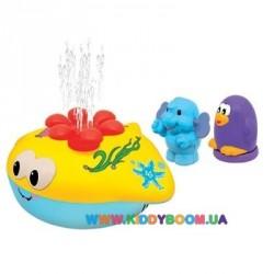 Развивающая игрушка Веселые Фонтанчики Kiddieland 051664