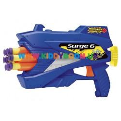Помповое оружие Surge 6 BuzzBeeToys 56803