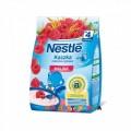Каша Nestle безглютеновая молочная рисовая с малиной с бифидобактериями с 6мес. 230 гр.