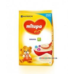 Каша молочная Milupa манная (с 6 мес) 210 гр.
