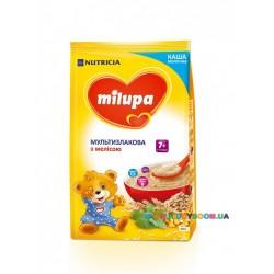 Каша молочная Milupa мультизлаковая с мелиссой (с 7 мес) 210 гр.